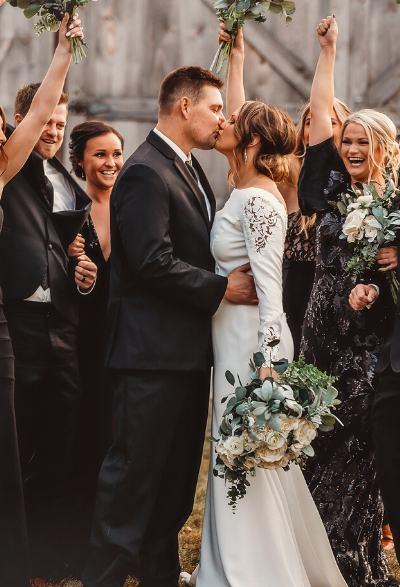 Wedding Ceremony   Budget Bridal Outlet