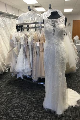 Wedding Dresses $500 and under   Budget Bridal Outlet