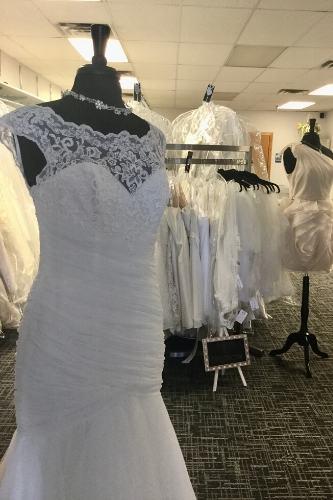 Wedding Dress Gallery   Budget Bridal Outlet